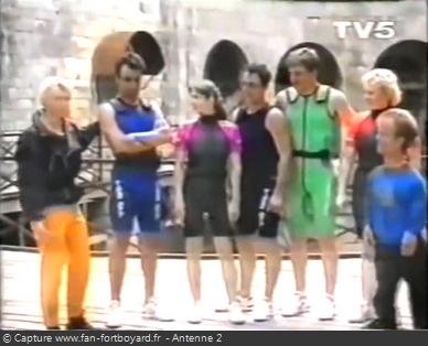 Fort Boyard 1991 - Équipe 12 - Les Tops (13/09/1991)