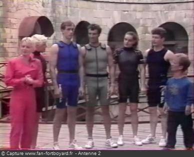 Fort Boyard 1991 - Équipe 13 - Les Punchs (20/09/1991)