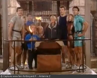 Fort Boyard 1991 - Équipe 19 - Les Aventuriers / Nocturne (01/11/1991)