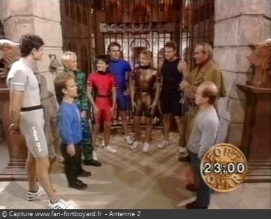Fort Boyard 1991 - Équipe 22 - Les Wawarons / Nocturne (22/11/1991)