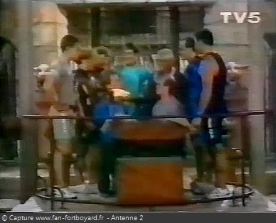 Fort Boyard 1991 - Équipe 26 - Les Kougelhopfs / Nocturne (27/12/1991)