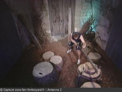 Fort Boyard 1991 : La nouvelle épreuve d'Excalibur