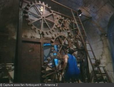 Fort Boyard 1991 : La nouvelle épreuve des Engrenages