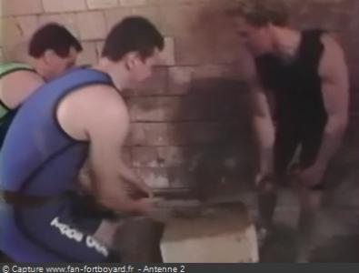 Fort Boyard 1991 : L'oubliette