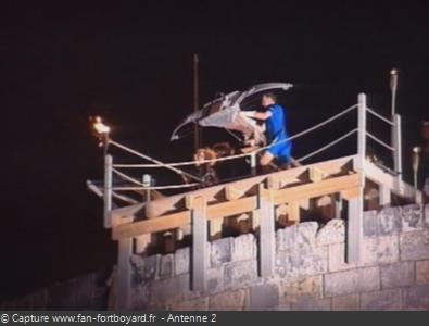 Fort Boyard 1991 : La nouvelle aventure de l'Arbalète