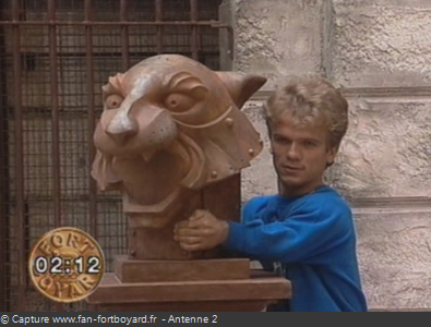 Fort Boyard 1991 : Passe-Partout tourne la Tête de tigre en or
