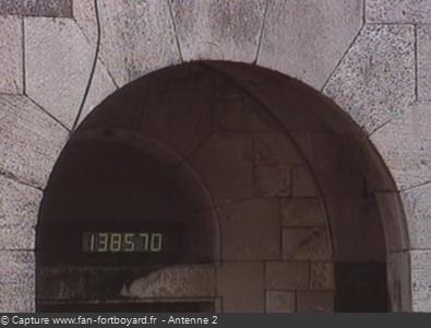 Fort Boyard 1991 : Le nouveau compteur des Boyards