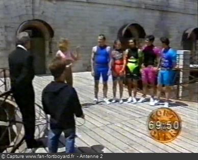 Fort Boyard 1992 - Équipe 4 - Les Amoks (31/07/1992)