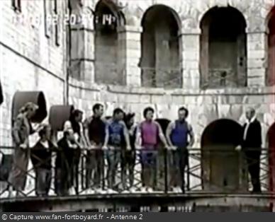 Fort Boyard 1992 - Équipe 5 - Les Samouraïs (07/08/1992)
