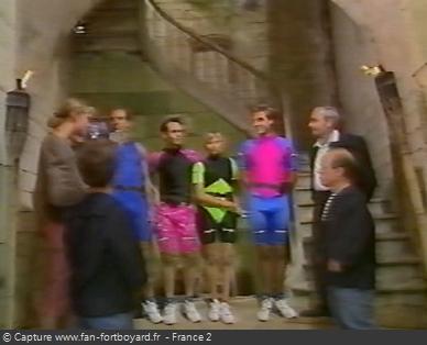 Fort Boyard 1992 - Équipe 11 - Les Harambee (28/10/1992)