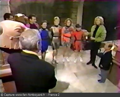 Fort Boyard 1992 - Équipe 12 - Les Ploufs / Nocturne (05/10/1992)