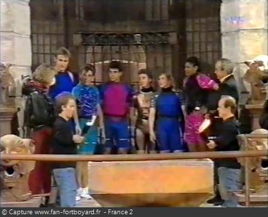 Fort Boyard 1992 - Équipe 13 - Les Tout-en-Or - Spéciale Médaillés des JO de Barcelone 92 / Nocturne (12/10/1992)