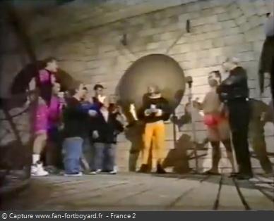 Fort Boyard 1992 - Équipe 14 - Les Ninjas-Nazairéens / Nocturne (19/10/1992)