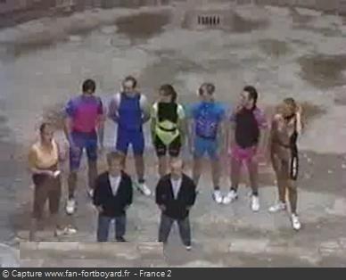Fort Boyard 1992 - Équipe 17 - Les Pubeurs (01/01/1993)