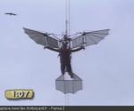 L'aventure de l'Homme volant en 1992