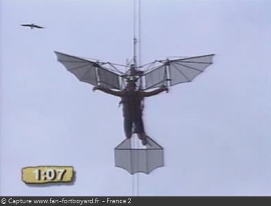 Fort Boyard 1992 : La nouvelle aventure de l'Homme volant