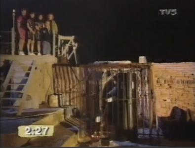 Fort Boyard 1992 : La nouvelle aventure du Fondeur de lettres en 1992