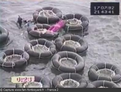 Fort Boyard 1992 : La nouvelle aventure des Bouées