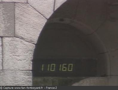 Fort Boyard 1992 : Le compteur des Boyards