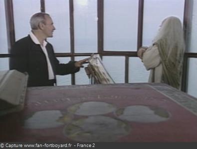 Fort Boyard 1992 : Patrice LAFFONT retrouve le Père Fouras