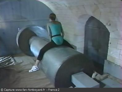 Fort Boyard 1993 : La nouvelle épreuve des Cylindres