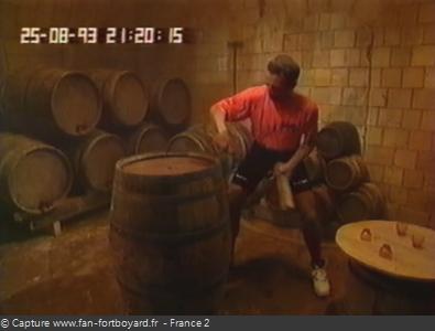 Fort Boyard 1993 : La nouvelle épreuve du Tonneau
