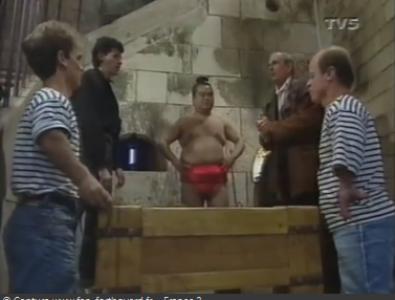 Fort Boyard 1993 : Introduction de Patrice LAFFONT et des personnages