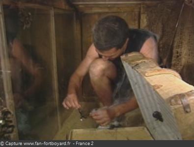 Fort Boyard 1993 : La nouvelle aventure des Araignées et scorpions