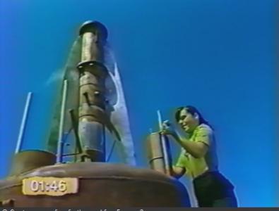 Fort Boyard 1994 : La nouvelle épreuve de la Fusée