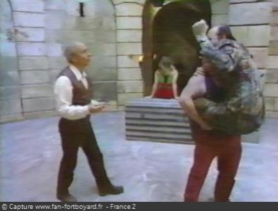 Fort Boyard 1994 : Introduction de Patrice LAFFONT et des personnages