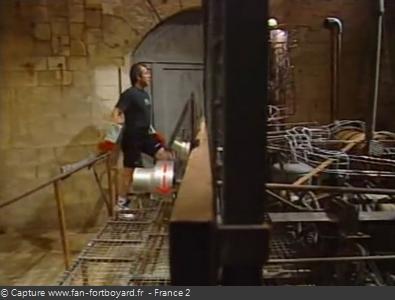 Fort Boyard 1994 : La nouvelle épreuve de la Machine infernale