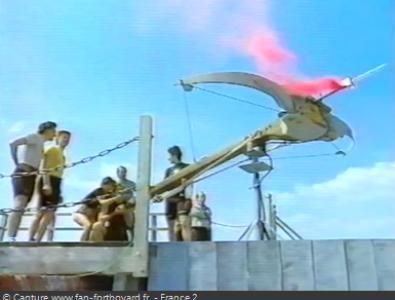 Fort Boyard 1994 : La nouvelle version 1994 de l'aventure de l'Arbalète