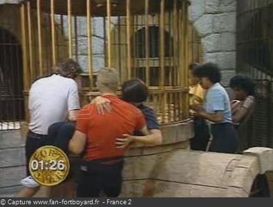 Fort Boyard 1994 : La récolte des Boyards
