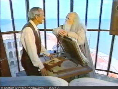 Fort Boyard 1994 : La Pensée du jour