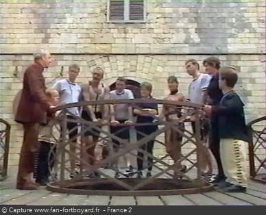 Fort Boyard 1995 - Équipe 5 - Patrice Lagisquet (05/08/1995)