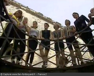 Fort Boyard 1995 - Équipe 9 - Loïck Peyron (02/09/1995)