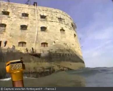 Fort Boyard 1995 : La nouvelle aventure de la Chaussette