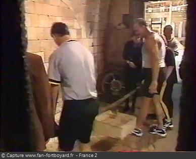 Fort Boyard 1995 : L'oubliette