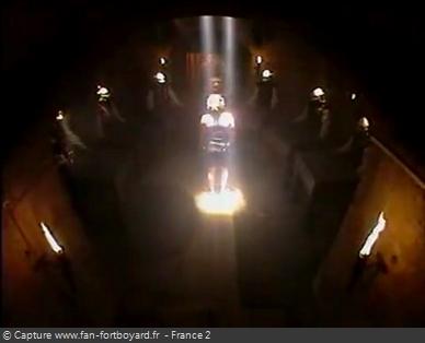 Fort Boyard 1995 : Ambiance pesante et sombre pour cette nouvelle séquence du jeu