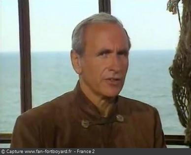 Fort Boyard 1995 : La Pensée du jour en vigie