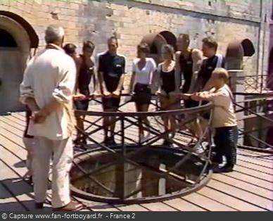 Fort Boyard 1996 - Équipe 1 - Adeline Blondieau (22/06/1996)