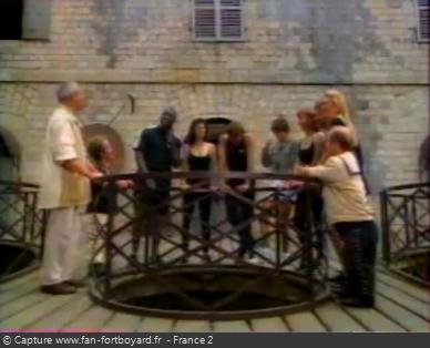 Fort Boyard 1996 - Équipe 4 - Mouss Diouf (13/07/1996)