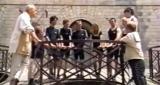 Fort Boyard 1996 - Équipe 6 - Virginie Clerc (27/07/1996)