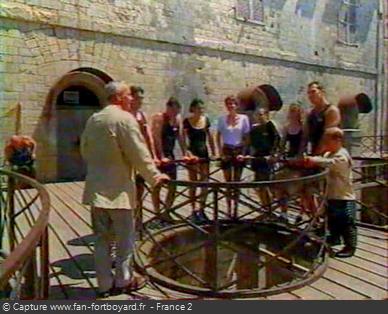 Fort Boyard 1996 - Équipe 8 - Daniel Ducruet (10/08/1996)
