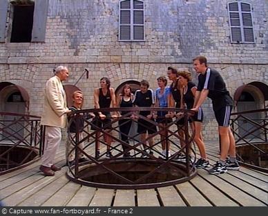Fort Boyard 1996 - Équipe 12 - Spéciale Animateurs (07/09/1996)