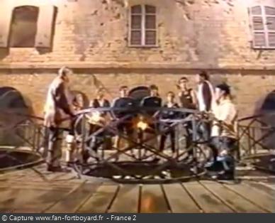 Fort Boyard 1996 - Équipe 13 - Marie-Claire Restoux / Nocturne (14/09/1996)