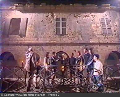 Fort Boyard 1996 - Équipe 14 - Joël Cantona / Nocturne (21/09/1996)