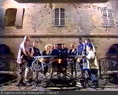 Fort Boyard 1996 - Équipe 15 - Didier Derlich / Nocturne (28/09/1996)