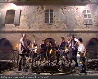 Fort Boyard 1996 - Équipe 16 - Fabrice Benichou / Nocturne (05/10/1996)