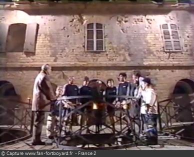 Fort Boyard 1996 - Équipe 17 - Pascal Olmeta / Nocturne (12/10/1996)